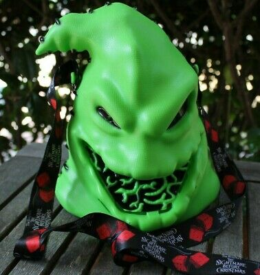 Disney Parks Not So Scary Halloween Light Up Oogie Boogie Popcorn Bucket 2019