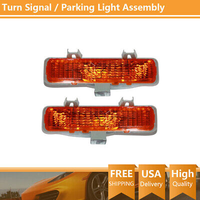 For GMC Safari Turn Signal Side Marker Light TYC 44566XX Parking Light