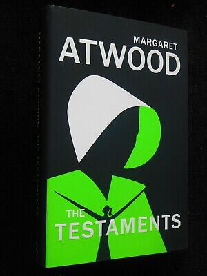 NEW; MARGARET ATWOOD - The Testaments (2019-1st) HB - Handmaid's Tale Sequel