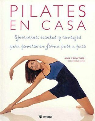 Pilates en Casa-ExLibrary by Crowther, Ann