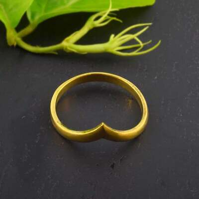 Brass Ethiopian Wollo Rings jewelry Design Minimal Rings Ring Quantity Available
