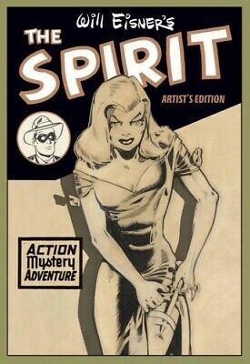 Will Eisner The Spirit Artists Edition Vol. 1 Signed Numbered Limited Ed. #44