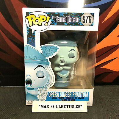 Funko Pop! Disney Haunted Mansion Opera Singer Phantom #576 Vinyl Figure