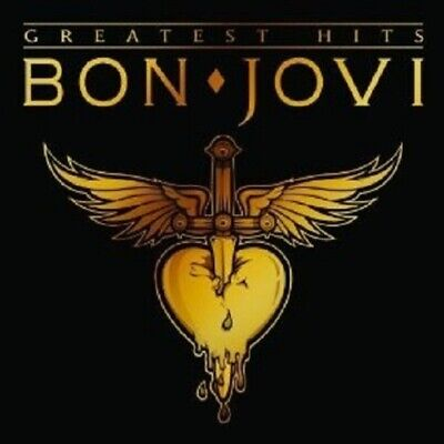 "Bon Jovi ""Greatest Hits"" 2 Cd 30 Tracks Neu"