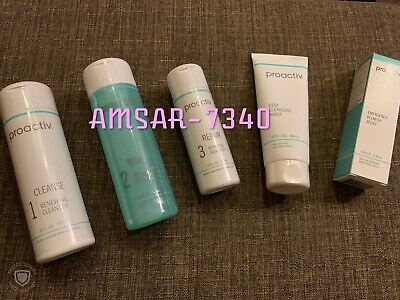 Proactiv Solution Teen kit (90-day Supply) FREE FAST SHIPPING