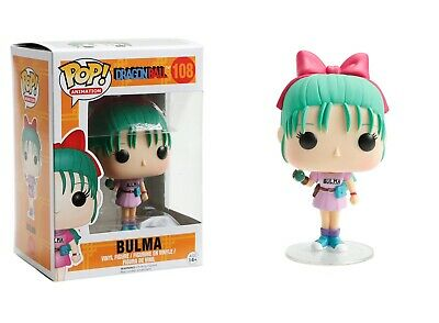 Funko Pop Animation: Dragon Ball - Bulma Vinyl Figure Item #7426
