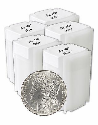 Pre 1921 Silver Morgan Dollar Slider Lot of 100 S$1 Coins *Credit Card Pmt Only