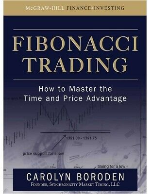 [P.D.F] Fibonacci Trading: How to Master the Time and Price Advantage  -ForeX-