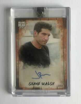 (HCW) 2018 The Walking Dead Autograph Collection Jon Bernthal -Shane Walsh 11/50