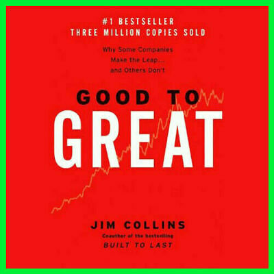 Good to Great Why Some Companies Make the Leap (E-book){PDF,Kindle,Epub}