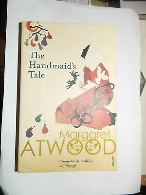 Book The Handmaids Tale Margaret Atwood Paperback
