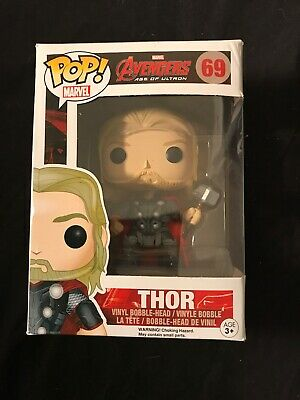 Thor Funk Pop #69 Marvel Avengers Age of Ultron