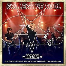 Home:a Live Concert Recording von Collective Soul & A...   CD   Zustand sehr gut