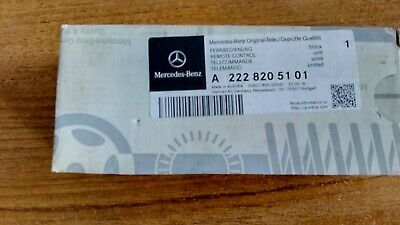 Mercedes-Benz DVD Remote Control Rear Entertainment OEM A2228205101 NEW SEALED