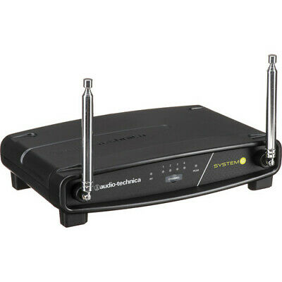 Audio-Technica ATW-901A/H System 9 VHF Wireless Unipak System with a PRO 8HEcW H