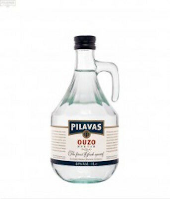 Ouzo Pilavas Karaffe Vol. 40% 500ml