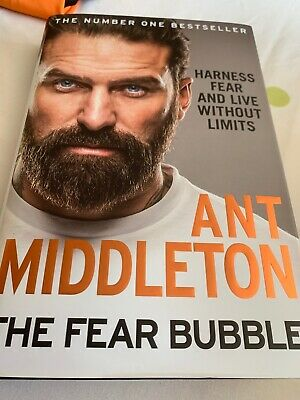 The Fear Bubble - Ant Middleton (NEW HB) UK First Edition