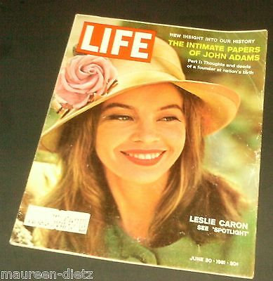 June 30, 1961 LIFE Magazine Retro 60s ads adds ad Advertising FREE SHIPPING 6 29