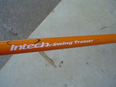 Intech Women's Heavy Weighted RH 8-Iron Swing Trainer w Training Grip