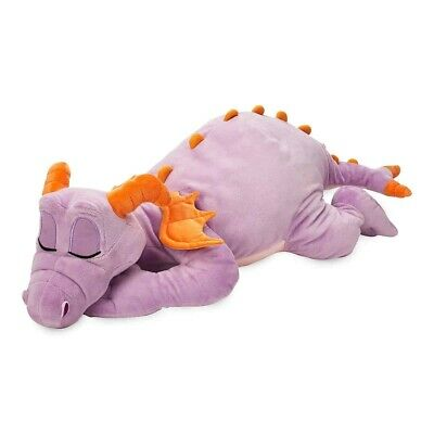 2019 Disney Parks EPCOT Figment Dragon Dream Friend Plush NWT Sleeping SOLD OUT