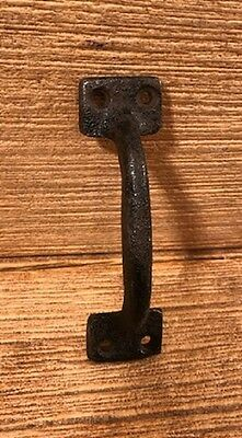 Extra Small Cast Iron Drawer Cabinet Door Handles Knobs (Single) 0170-05127