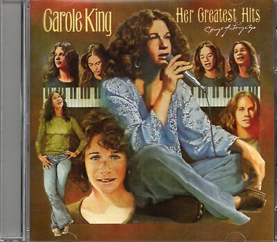 Carole King - Her Greatest Hits (Songs Of Long Ago) 1999 CD (New)