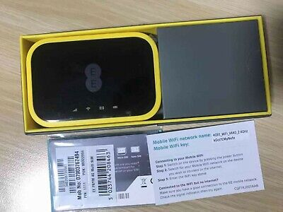 EE 4G Mini Mi-Fi Dongle Mobile Broadband Device