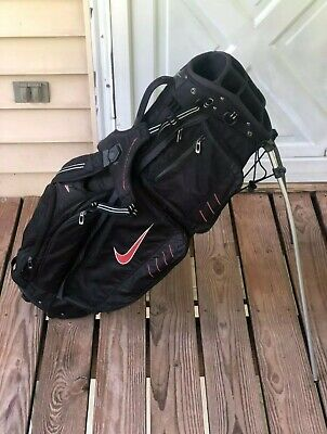 NIKE PERFORMANCE HYBRID 14 Way Divider Golf Club Carry Stand