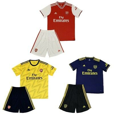 Arsenal Soccer Jersey 2019/20 Kids Mens Home Away Third Shirt Kit Customize