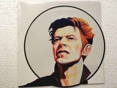 David Bowie Lp Let's Dance In New York