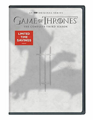 Game of Thrones: The Complete Third Season DVD