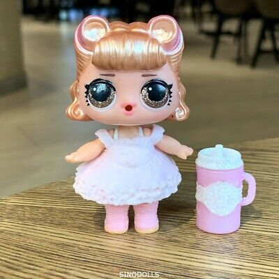 LOL Surprise Supreme BFFs Dolls Lace Limited Edition Retired -Angel Toy Gift