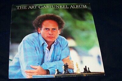 The Art Garfunkel Album LP  Vinyl  Album - CBS 10046 - 1984 ''GREAT CONDITION ''
