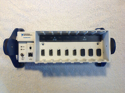 National Instruments LABView cDAQ-9172 8-slot Chassis  Used, Excellent