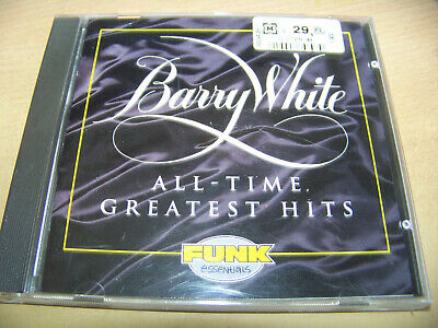 Barry White-All-time Greatest Hits Top Zustand (06/19)