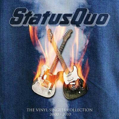 Status Quo - The Vinyl Singles Collection 2000-2010 10 x 7'' Singles + Download