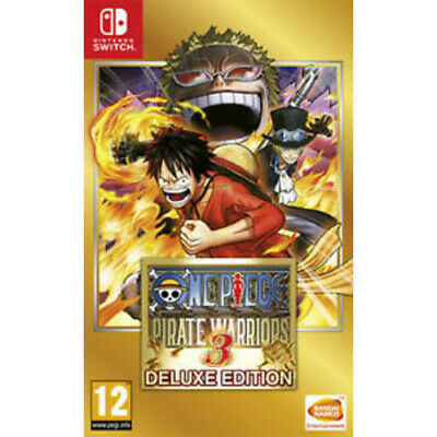 Switch One Piece Pirate Warr 3