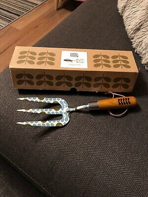 Orla Kiely Garden Fork - Brand New in Box