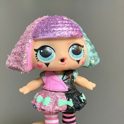 Original LOL Surprise Doll Bling Series 1 PRANKSTA Holiday Glitter Toy Xmas gift