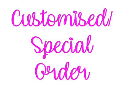 Customised/Special Order 'decals'