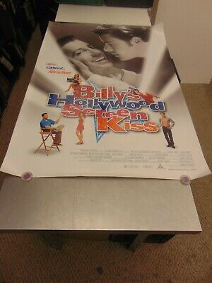 Billys Hollywood Screen Kiss 1998 Sean Hayes Lgbtq Movie Poster N6706