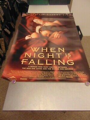 When Night Is Falling 1995 Patricia Rozema Lgbtq Movie Poster N6710
