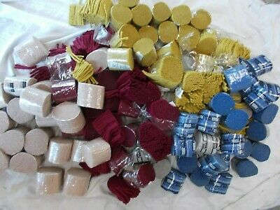 Latch Hook/Rug Wool job lot Assorted colours new