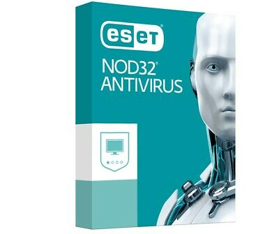 Eset nod32 Internet Security 2019 1 PC, 1 año, Global, ESD Antivirus