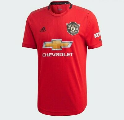 Manchester United Home Shirts!! (2019/20)