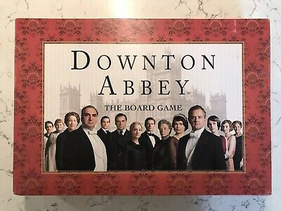 Downton Abbey The Board Game Complete