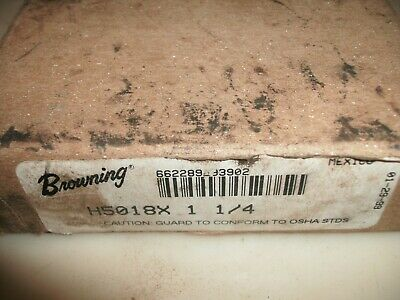 Browning H5018X 1-1/4 Bored To Size Sprocket