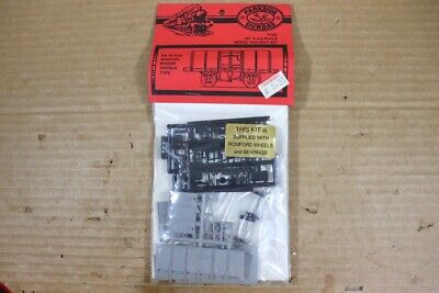 Unfitted Double Brake PARKSIDE DUNDAS PA08 OO SCALE BR//RCH 9ft