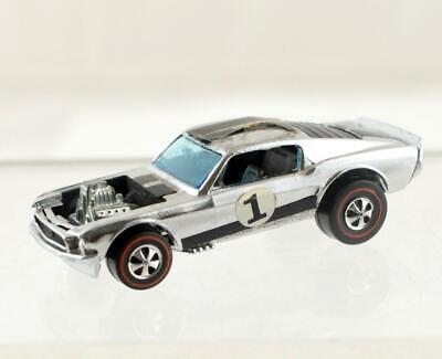 Vintage 1969 Mattel RED LINE  Hot Wheels MUSTANG BOSS HOSS  REDLINE
