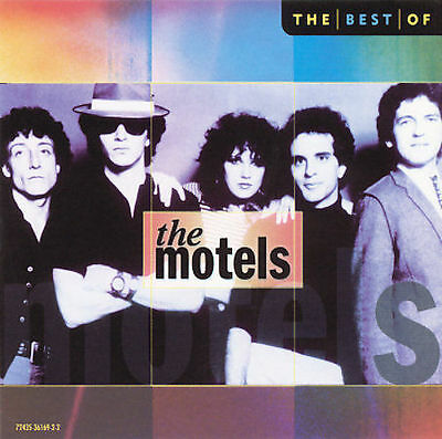 The Best of the Motels by The Motels (CD, Jun-2003, CEMA Special Markets)